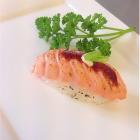Foto Nigiri Grilled Sake