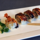 Foto Uramaki Dragon Roll