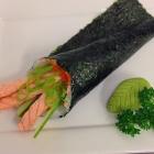 Foto Temaki Grilled Sake