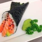 Foto Temaki Sake Avocado