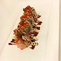Foto Uramaki Ebi Furai grilled sake